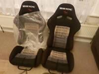 Bride bucket seats