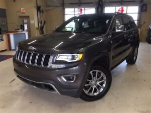 2015 Jeep Grand Cherokee LIMITED*TOIT PANORAMIQUE*ENS TECHNOLOGI