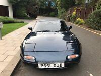 Mazda mx5 DAKAR 1997 1.8l FSH 73k Miles (1997)