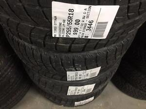 255/55/18 Bridgestone Blizzak LM-60 *Winter Tires*