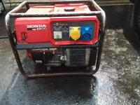 Honda generator em2200