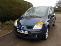 2005 Renault Modus Dynamique 1.5 Diesel (£30 Road Tax) with Long MOT and Lots of Service History.