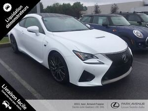 2015 Lexus RC F *Performance Package*