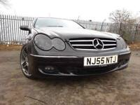 55 MERCEDES CLK 320 CDI AVANTGARDE AUTOMATIC COUPE,MOT FEB 019,2 OWNERS,FULL MERC HISTORY,2 KEYS