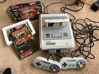 Nintendo console bundle N64 & SNES