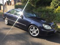 Mercedes S320 CDi SE Auto with FSH & FULL MOT !