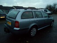 Skoda Octavia Estate 1.6 petrol cheap car