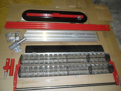 BULL FLOAT KIT HANDLES ROLLER FRESNO SEE LIST IN THE ADD NEW 2 YEAR WARRANTY