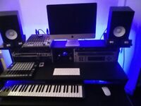 Music Studio Hire - Recording / DJ / Live Stream / Production