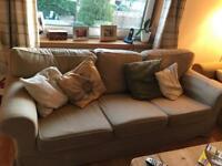 IKEA 2&3 seater sofas