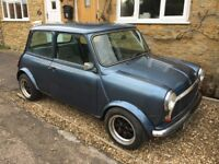1985 Austin Mini Mayfair - 11 Months MOT