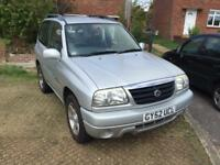 Suzuki grand Vitara spares or repairs