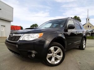 2010 Subaru Forester 2.5 XT LIMITED + TOIT PANO + CUIR + AWD!!!