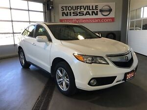 Acura RDX base w/technology package 2014