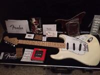 Fender USA Deluxe stratocaster