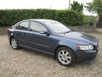 Volvo S40, Only 18022 Miles, One Owner, Full Volvo Service History.