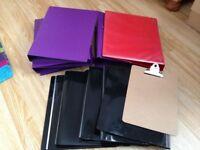 Job Lot of Uni Folders. Used Yet Excellent. BARGAIN!