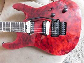 jackson dk2m pro guitar