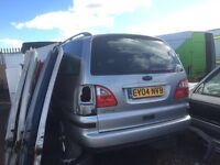 Ford Galaxy diesel 2004 year Parts Available