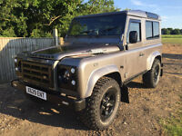 LAND ROVER DEFENDER 90 TD5 TWISTED REPLICA
