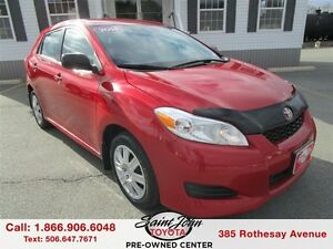 2014 Toyota Matrix $122.10 BI WEEKLY!!!