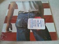 "Bruce Springsteen ""Born In The USA"" 1984"