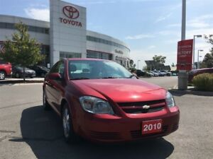 2010 Chevrolet Cobalt LT w/1SA, New Front Brakes and 4 Tires!
