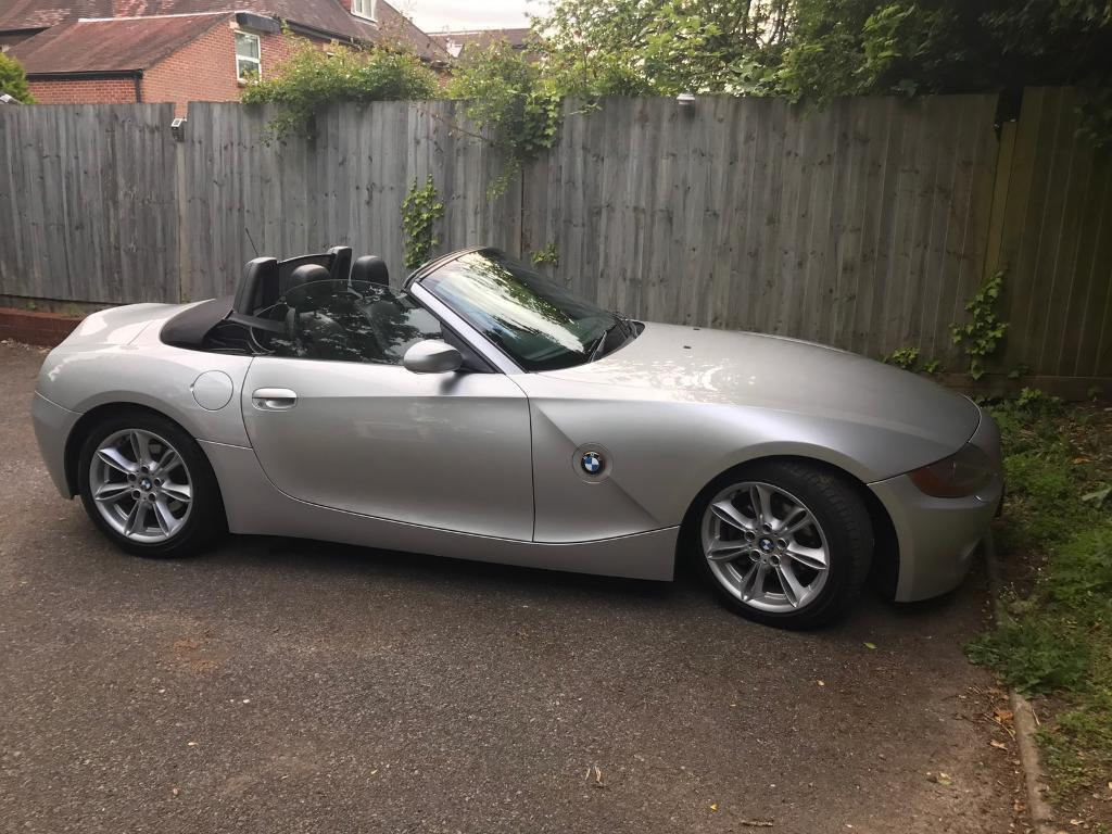 bmw z4 convertible for sale great car for the summer in bournemouth dorset gumtree. Black Bedroom Furniture Sets. Home Design Ideas