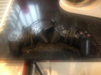 PS2 CONTROLLERS GOOD CONDITION
