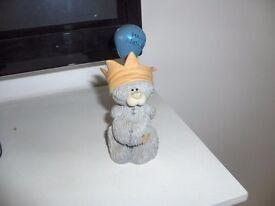 "Me To You Bear Figurine HAPPY BIRTHDAY APPROX 4 ""."