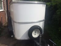 IFOR WILLIAMS BOX TRAILER .BV64e