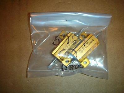 Dale Vishay Rh-25 Power Wirewound Resistor 25w 0.02 Ohms - 1 Free Shipping