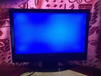 Alba television 19 inch LCD with HDMI and freeview