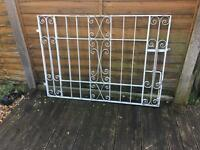 4.5ft galvanised steel garden gate £30 over 30 sets of gates available / Wigan used gates