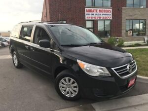 Super Cheap 2009 Volkswagen Routan TOWN & COUNTRY Sold Certified