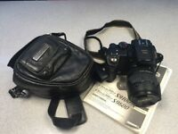 Fuji Finepix S9600 DSLR Fujifilm Bridge camera 9MP + 28-300mm lens