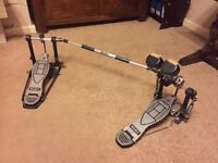 Mapex double bass drum pedals