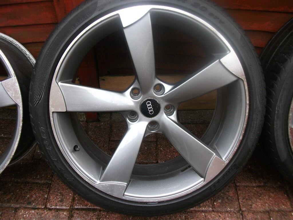 "20"" Rottar alloys wheels"