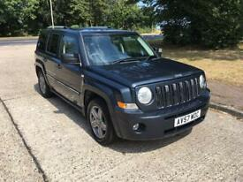 Jeep Patriot CRD Limited Edition