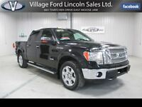 2012 Ford F-150 Lariat S/Crew 4X4 Navigation, Moon Roof