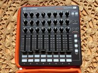 Novation Launch Control XL and Official Neoprene Sleeve USB MIDI