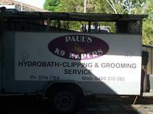 Dog grooming. Hydrobath and Clipping Riverhills Brisbane South West Preview