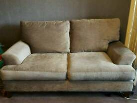 Two 2/3 seater sofas by Next