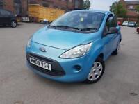 09 plate - ford ka - 1.3 petrol - 30£/year road tax - new alternator - low milleage