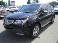 2008 Acura MDX 3.7L Technology Package w/Power Tailgate