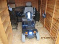 legend classic xl-mobility scooter model scuk 3450