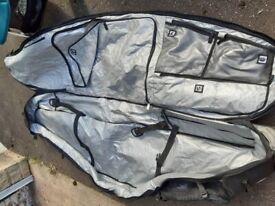 Surfboard Bag - Ogio Coffin Wheeled Bag for 3-4 boards