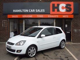 Ford Fiesta 1.25 Zetec Climate - Excellent condition - 1 Yr MOT, Warranty& AA