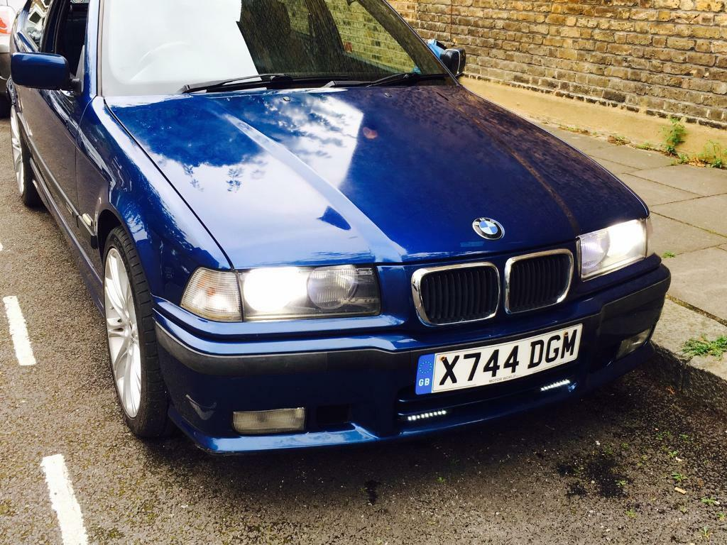 2000 bmw 318ti m sport e36 in hammersmith london gumtree. Black Bedroom Furniture Sets. Home Design Ideas