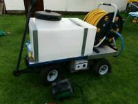 Wfp window cleaning trolley system
